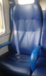 il sedile di seconda classe